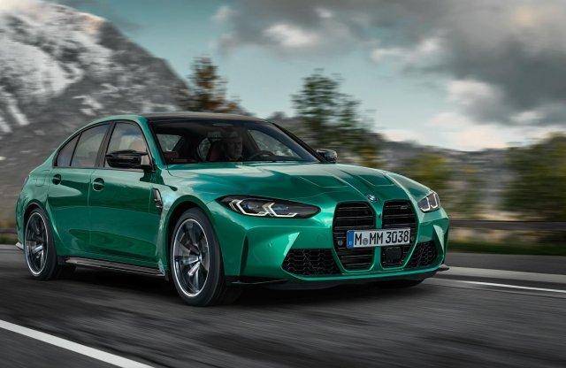 Beárazták az új M3-as és M4-es BMW-ket