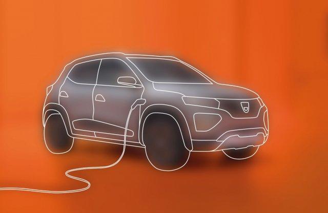 Októberben jön a Dacia villanyautója!