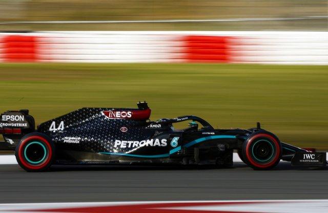Hamilton beállította Schumacher rekordját a Nürburgringen!