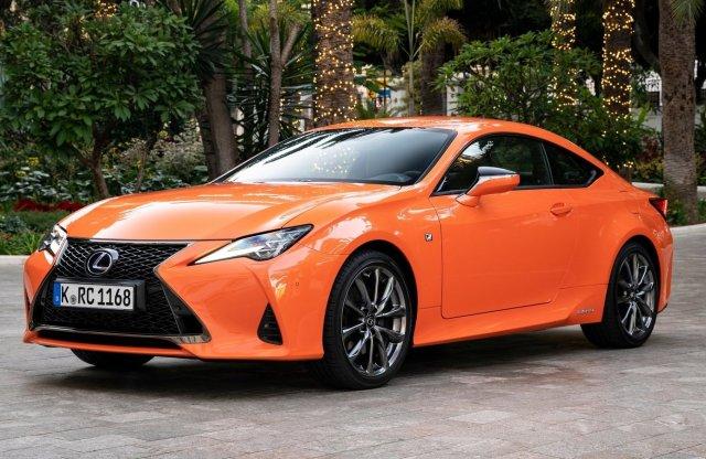 Csökkenti európai kínálatát a Lexus