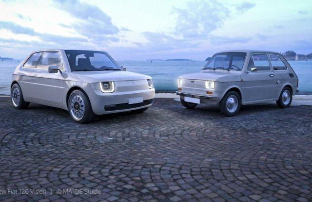 Tarolhatna a Fiat a 126-os felélesztésével