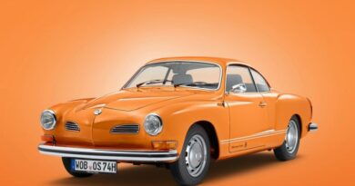 Nyugdíjas korba lépett a Volkswagen Karmann Ghia