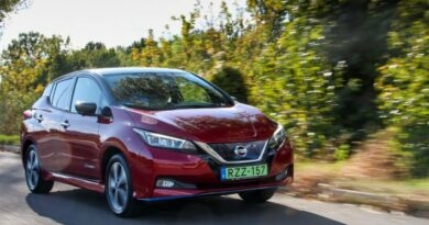 Nissan Leaf e+ 62 kWh Tekna teszt