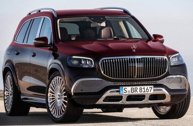 Mercedes-Maybach GLS 600: több tonnányi luxus 50 millióért