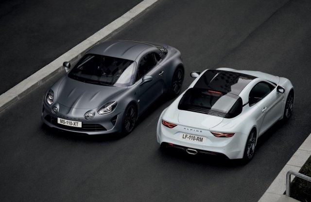 Alpine néven érkeznek majd az erős Renault modellek
