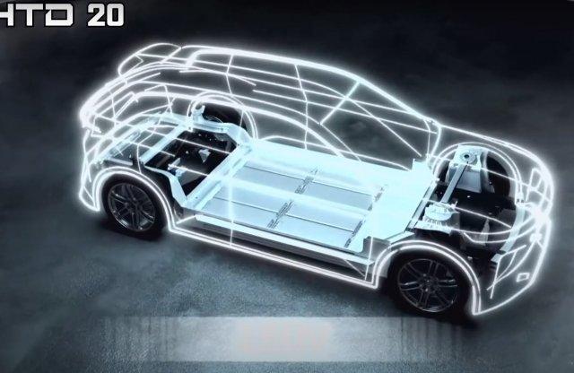 Az elektromos autók Androidja lehet az iPhone-t gyártó Foxconn