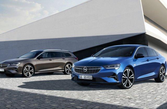 Friss és tiszta motorok érkeztek az Opel Insigniába