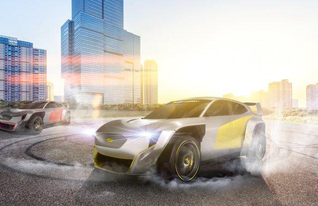 Gyermeki álmainkkal valósulhat meg egy új autóverseny-sorozat