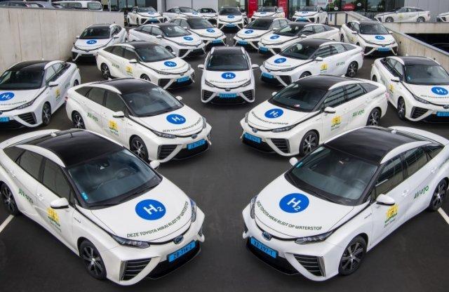 1,5 millió emissziómentes kilométernél jár a jövő taxiflottája