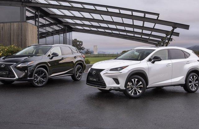 Érkezik az első konnektoros hibrid Lexus
