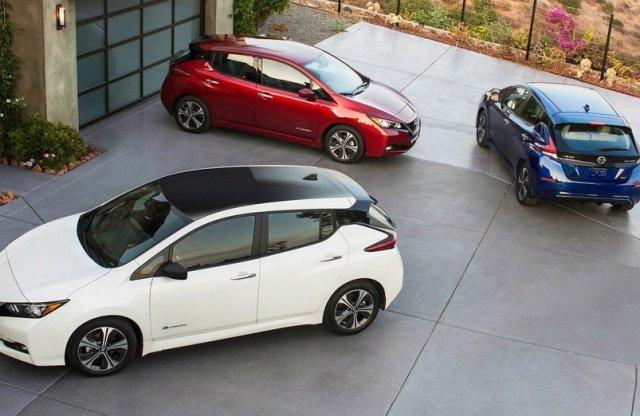 Joggal büszke a Nissan az elektromos Leaf megbízhatóságára
