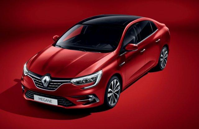 Még csinosabb arccal tekint a világba a Renault Megane GC