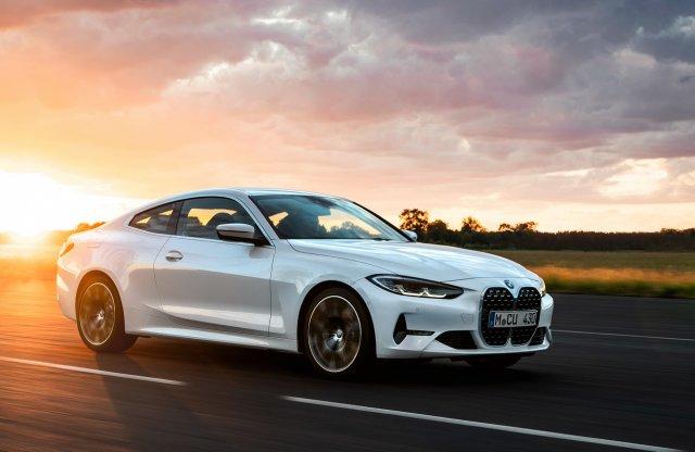 Sokkal több egy rácsnál az új 4-es BMW