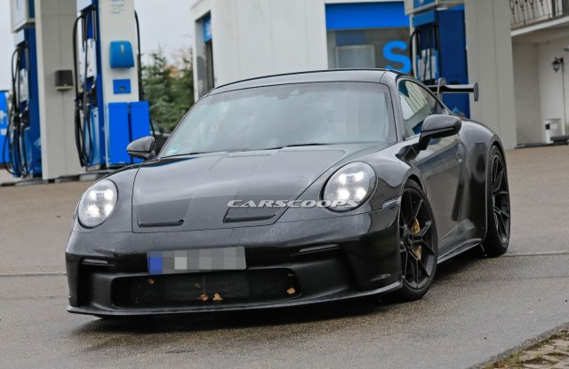 Nem titkolózik tovább a Porsche 911 GT3