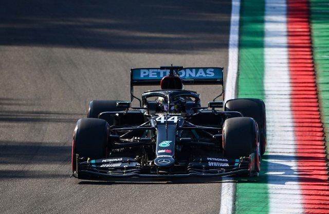 Ismét a Mercedes az F1 bajnoka – Emilia Romagna Nagydíj