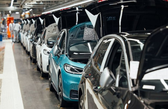 Nem menekül a büntetés elől a VW, hiába az ID.3 sikere