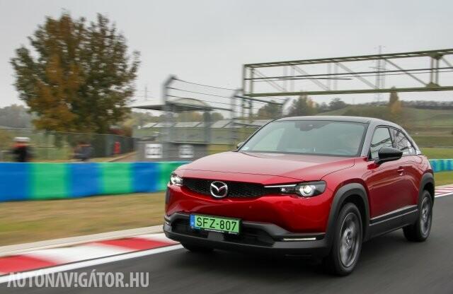 Állami támogatás nélkül is kiadja – Mazda MX-30 villámteszt