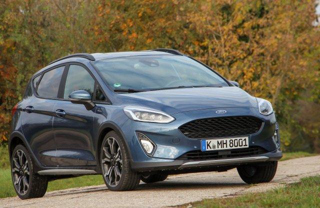 Nem az, aminek tűnik! Ford Fiesta Active EcoBoost Hybrid teszt