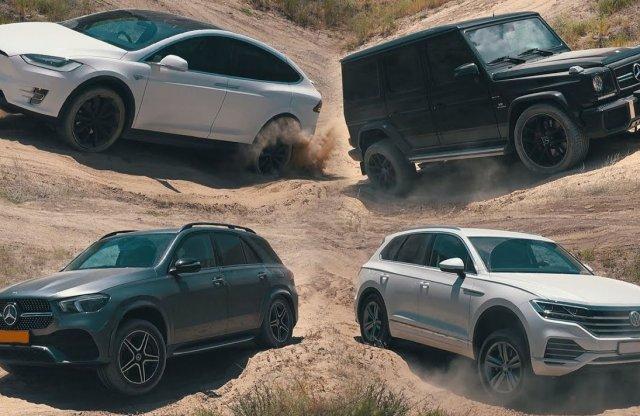Folytatódik a luxus SUV-ok csatája, vajon ki a jobb közülük?