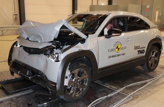Ötcsillagosra törtek a legújabb villanyos autók