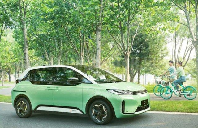 VW ID.3-ra hajazó villanyautót hozott a kínai BYD