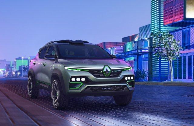 Jött még egy crossover a Renault-tól