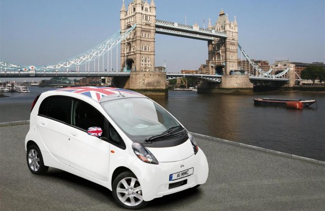 Anglia 10 év múlva nemet mond a belső égésű motoros autókra