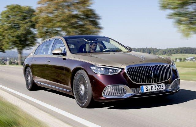 Több mint egy autó az új Maybach a Mercedes szerint