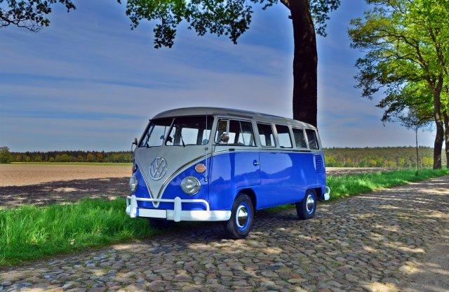 Abból főztek, ami volt – Hetven éves a Volkswagen T1