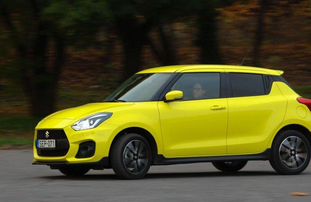 A legolcsóbb sportautó? – Suzuki Swift Sport teszt