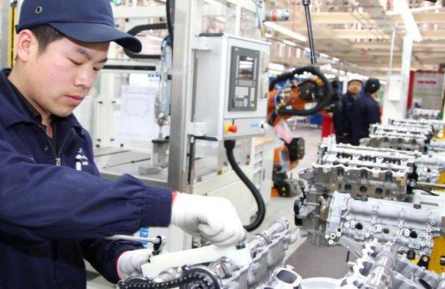 A Mercedes Kínában gyártaná a négyhengeres benzinmotorjait