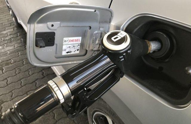 Üzemanyagár: szerdán a múlt pénteki emelést ismétli a MOL