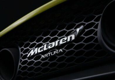 Már ismerjük az új hibrid McLaren nevét – és a kipufogóját