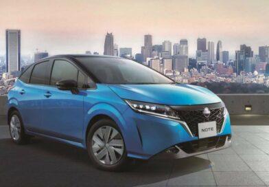Hibrid és teljesen elektromos is jött az új Nissan Note-ból