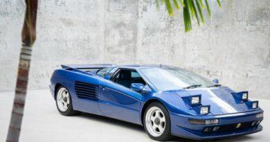 A legszebb Cizeta V16T most eladó