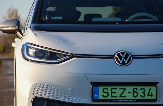 A vágy villamosa? Volkswagen ID.3 teszt