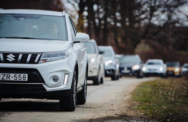Magára talált az autópiac novemberben?
