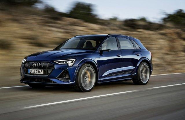 Élhetőbbé válnak az Audi e-tron modellek