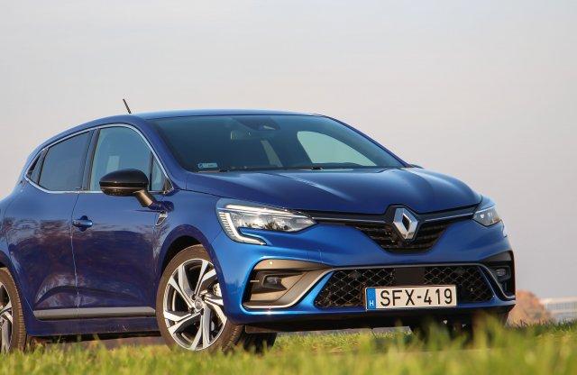 Ezt nem kell dugdosni! Renault Clio R.S. Line E-TECH Hybrid