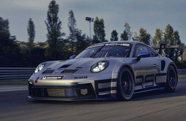 Szintetikus üzemanyaggal is működik az új Porsche 911 GT3 Cup