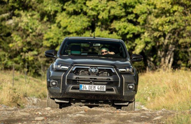 Magyarország kedvenc pickupja még izmosabb lett