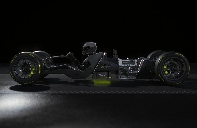 Megérkezett a Peugeot Le Mans-i hiperautójának lényege