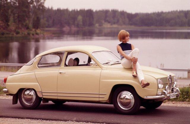 60 éves a svéd bogárhátú, a Saab 96!