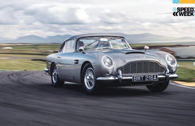 8 dolog, amit tudnod kell az új James Bond film autójáról