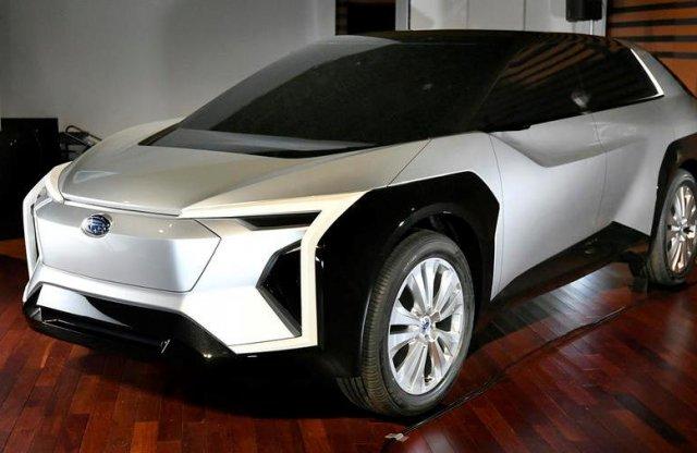 A Subaru is elektromos SUV-t tervez, a Toyotával közös alapokra