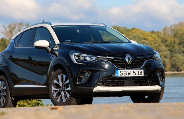 3000 kilométer után is szerethető? Renault Captur tartósteszt