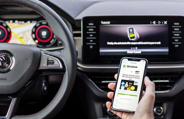 A Facebook mintájára ad egyedi kedvezményeket a Škoda