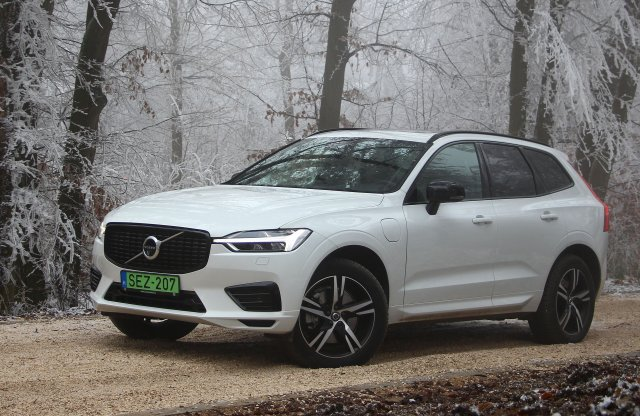 Thor most örül – Volvo XC60 plug in-hybrid teszt