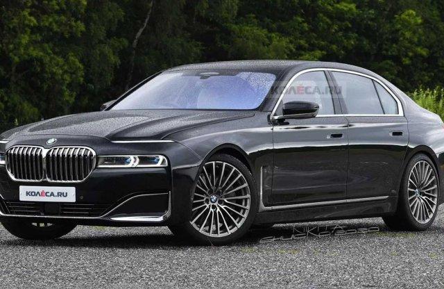 Egyre gyanúsabb, hogy tényleg így fognak kinézni a BMW-k