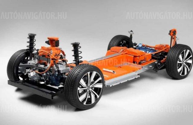 A Volvo új elektromos modellt mutat be, már a dátum is megvan!